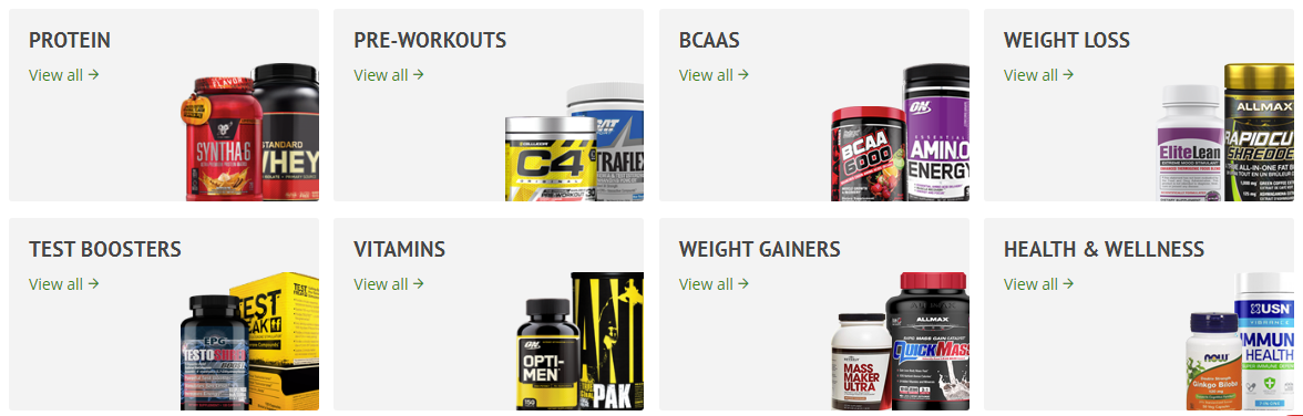 A1Supplements about us