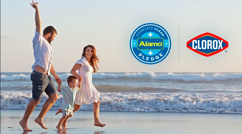 About Alamo Car Hire Homepage