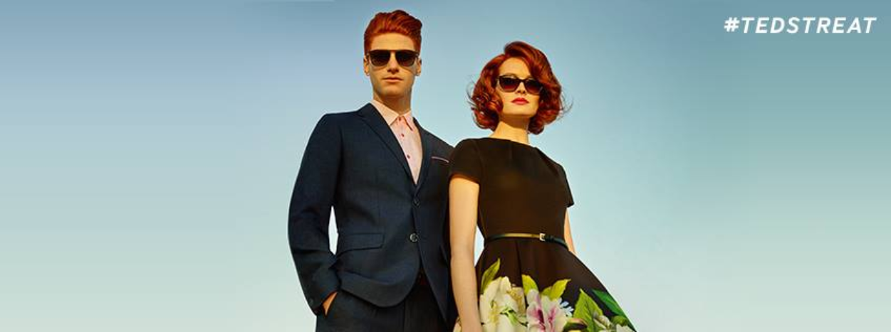 About Ted Baker Homepage
