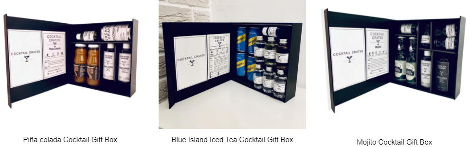 About Cocktail Crates Sale