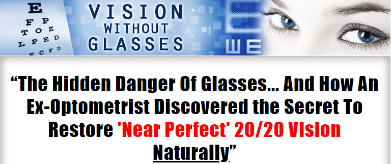 About Vision Without GlassesHomepage