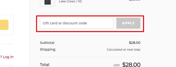 homage discount code
