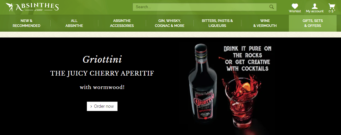 Absinthe about us