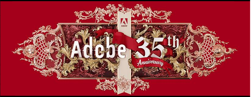 About Adobe homepage