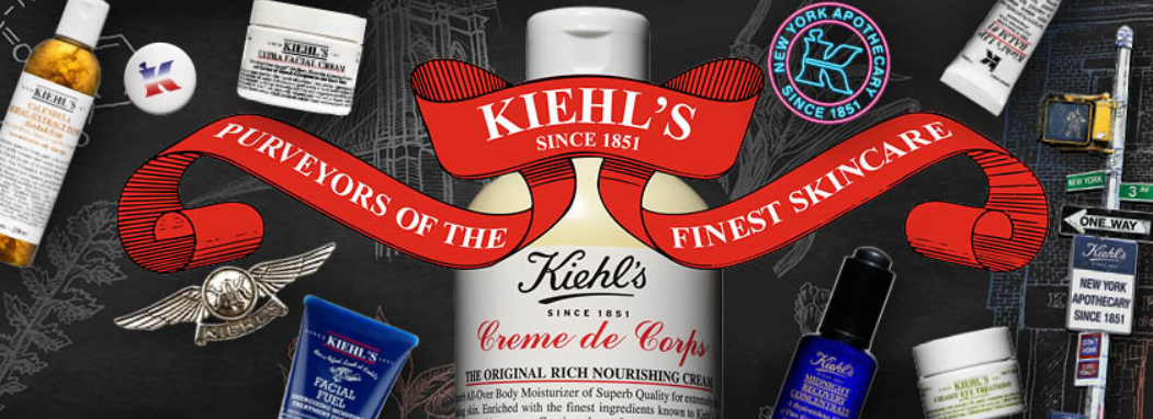 About Kiehl's Homepage