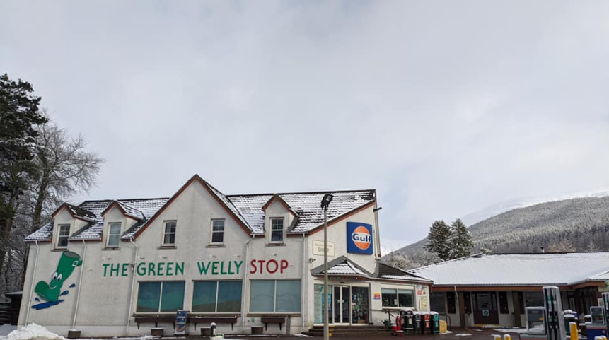 About The Green Welly Stop Homepage