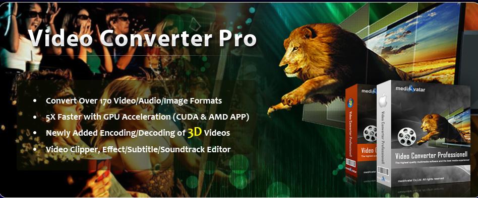 About mediAvatar Software Studio Homepage