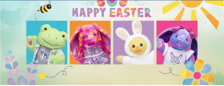 About Build-A-Bear Homepage