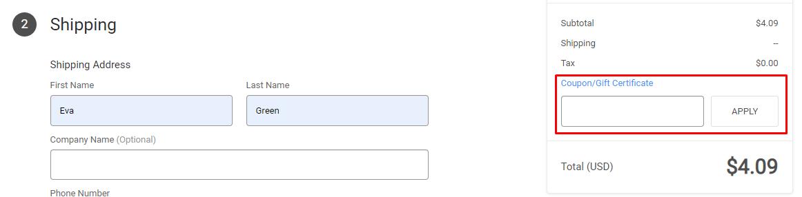 How do I use my AvidMax Coupon code?