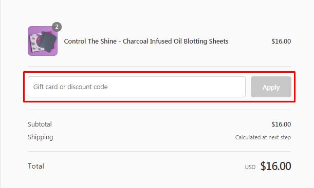 How do I use my Julep discount code?