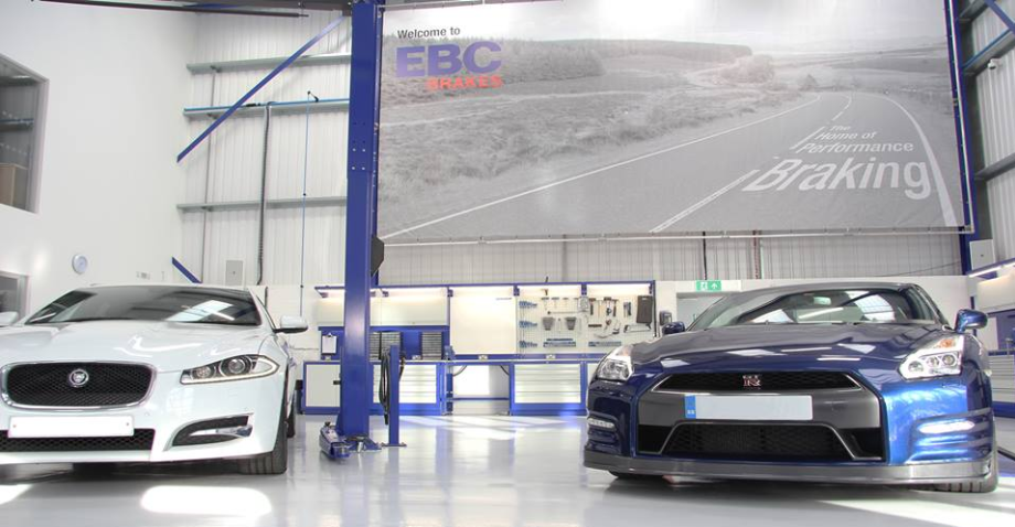 About EBC Brakes Direct Homepage