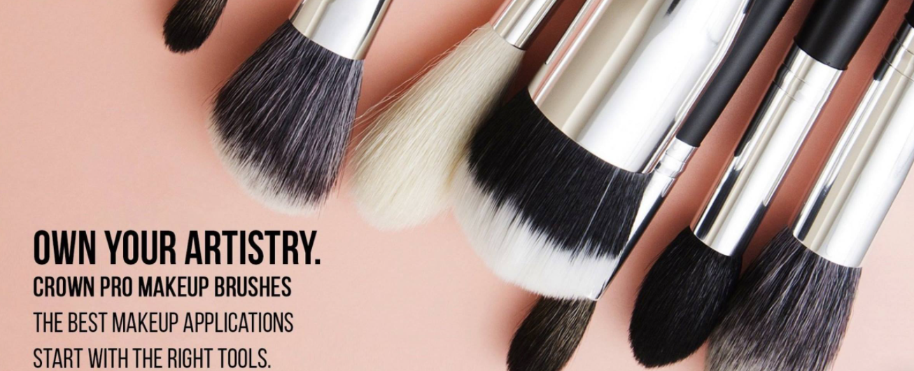 About Crown Brush Homepage