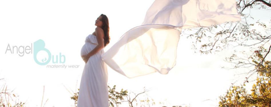 Angelbub Maternity Wear Homepage