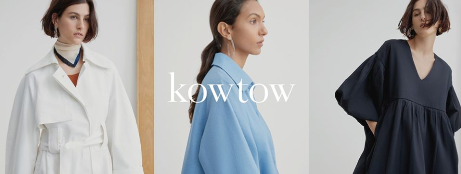 About Kowtow Homepage