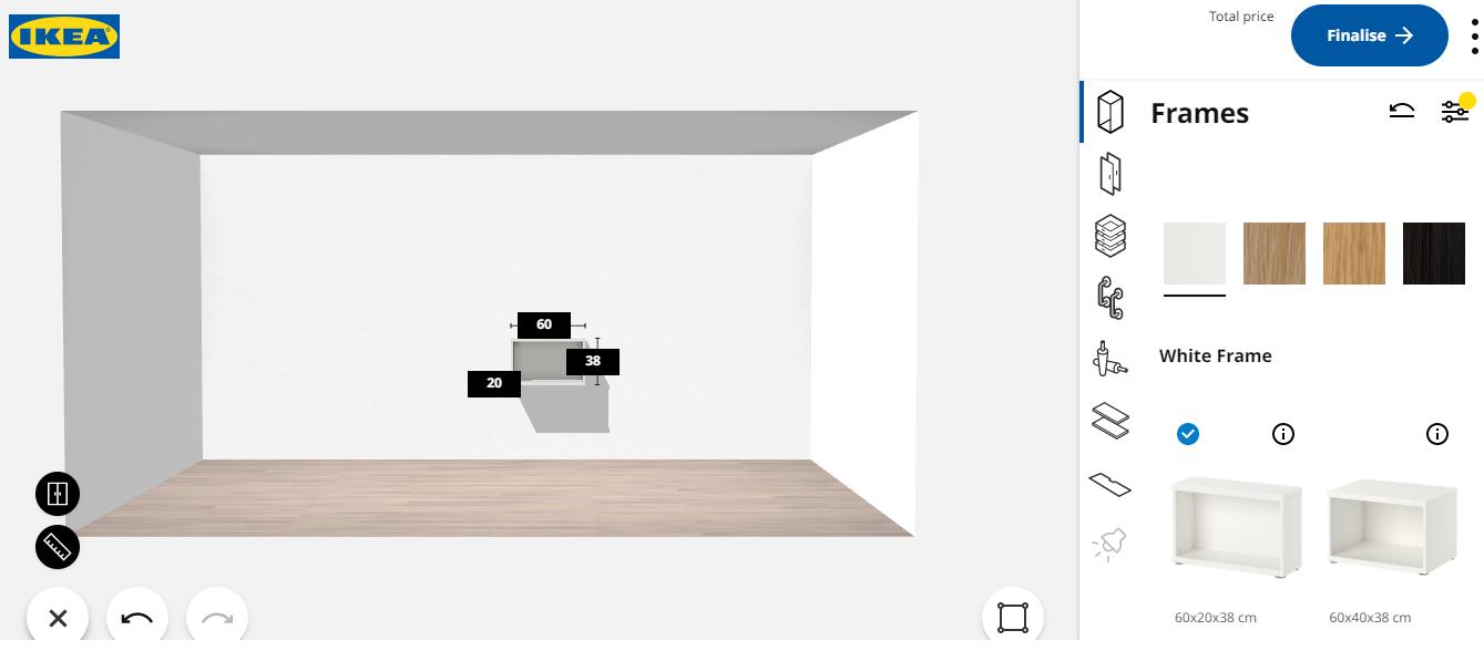 IKEA Planning Tools