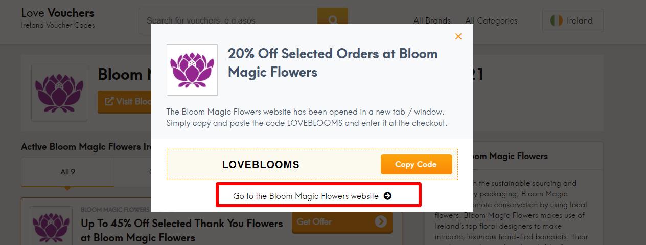 Bloom Magic LCC IE