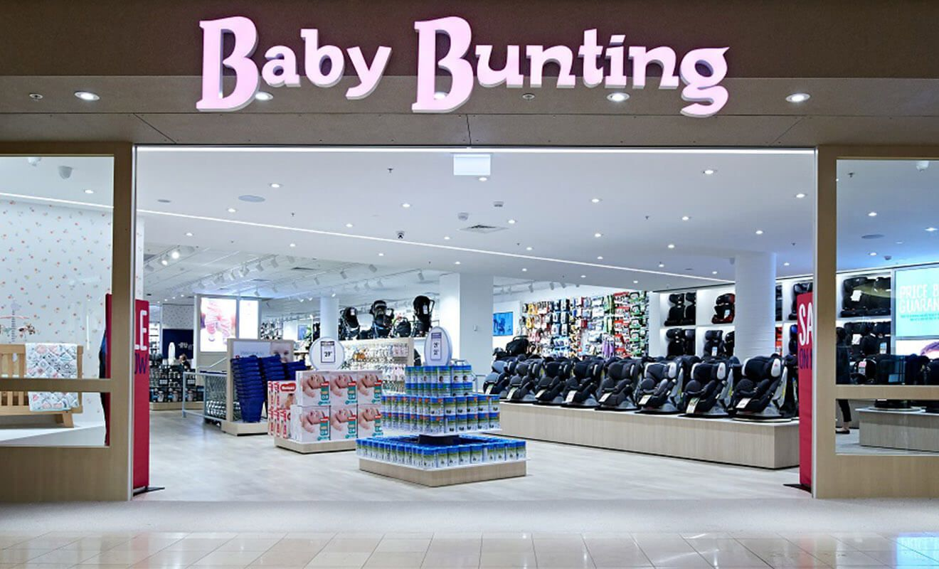 Baby Bunting Australia