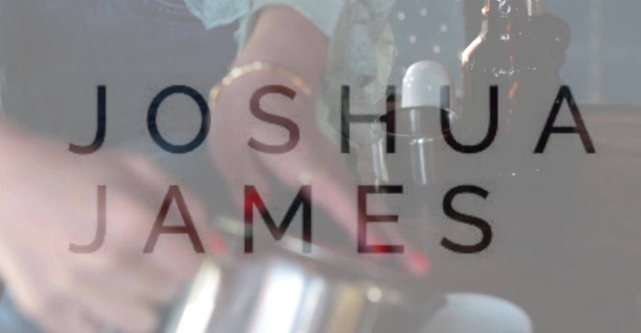 About Joshua James homepage