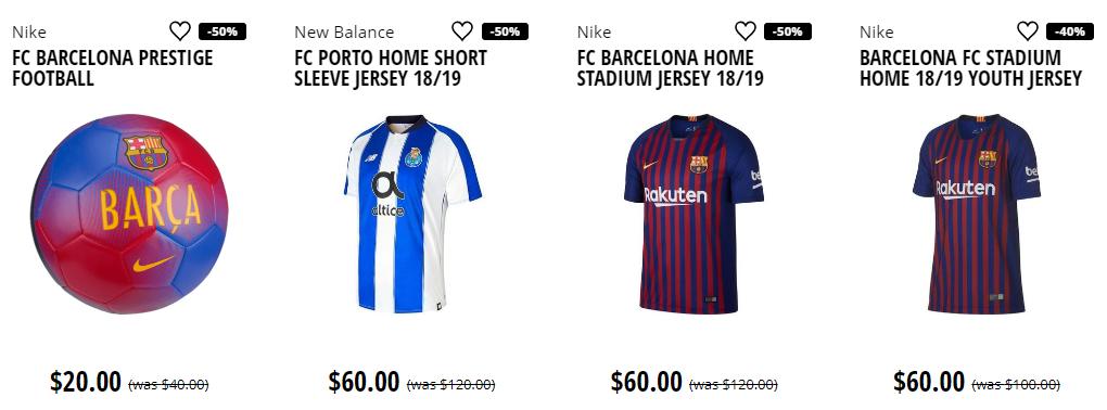 Ultra Football Sales