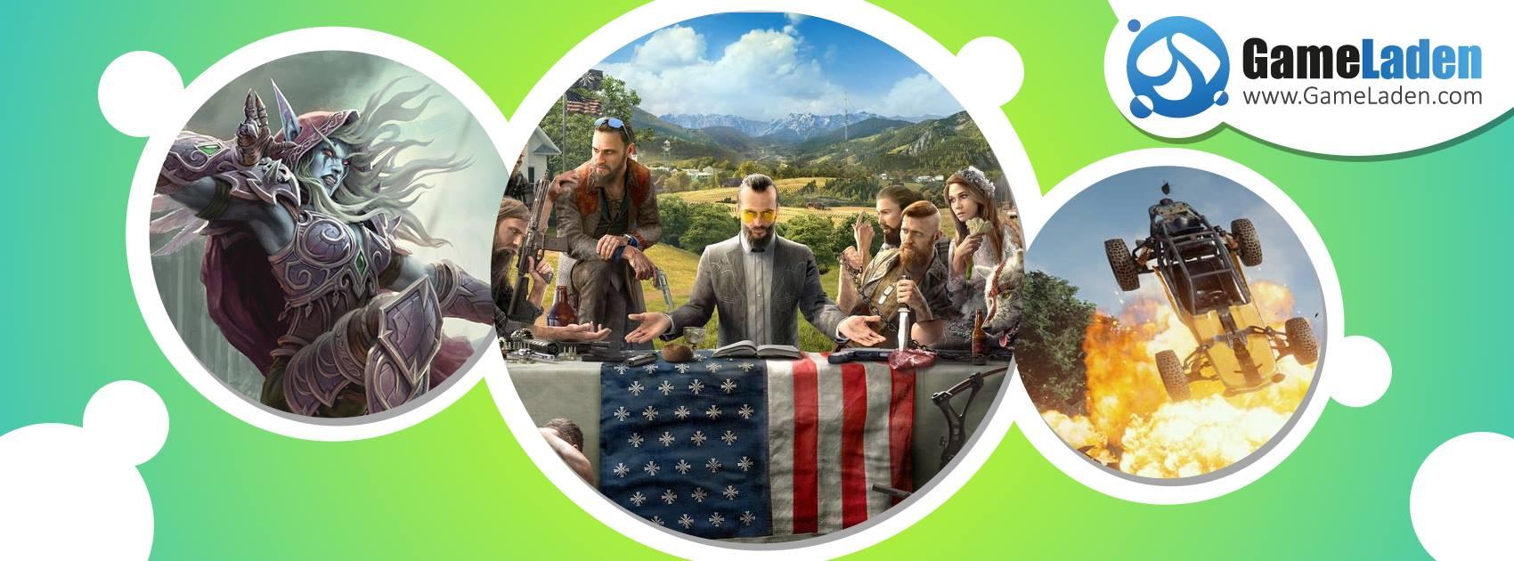 About GameLaden Homepage