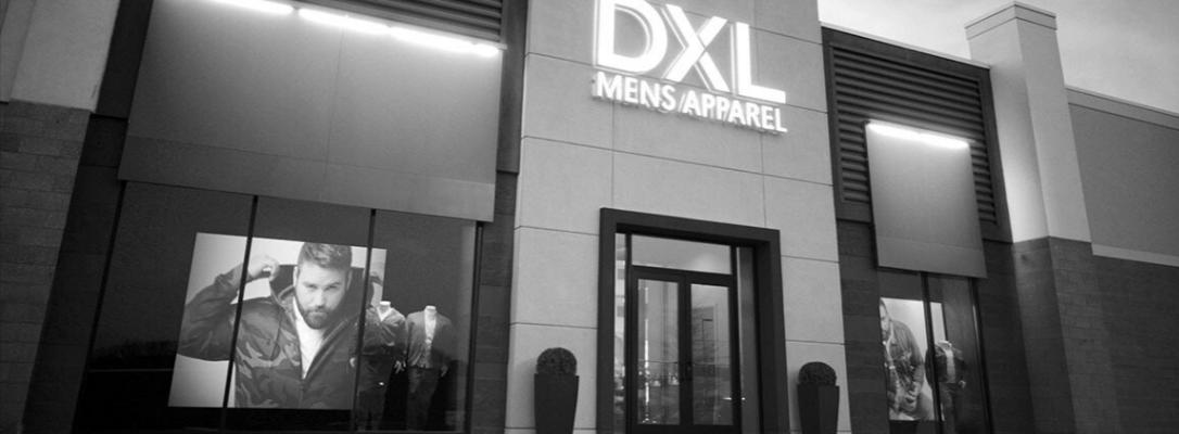 DXL Big + Tall About Us