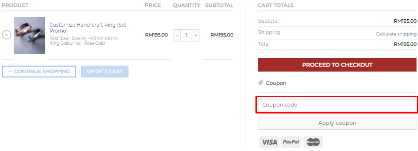 How do I use my CRAFT La discount code?