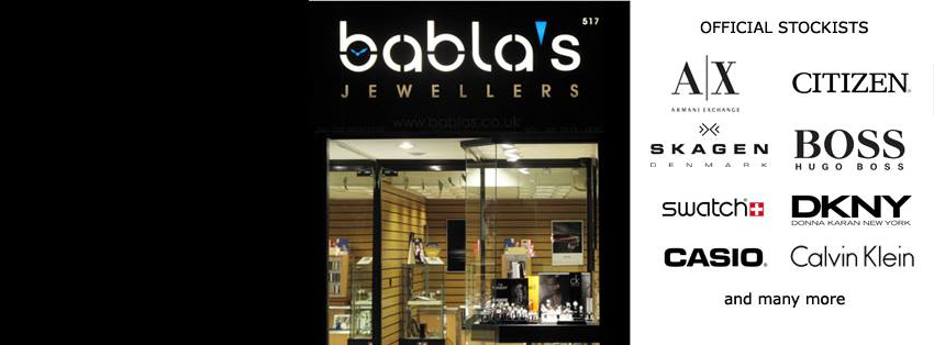 About Babla's Jewellers Homepage