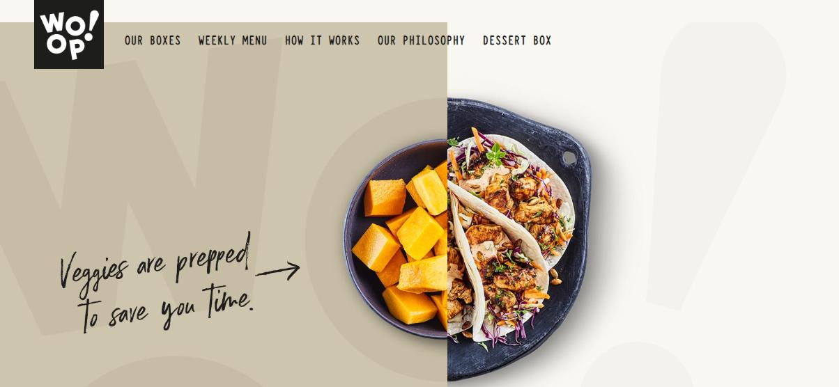 WOOP Homepage