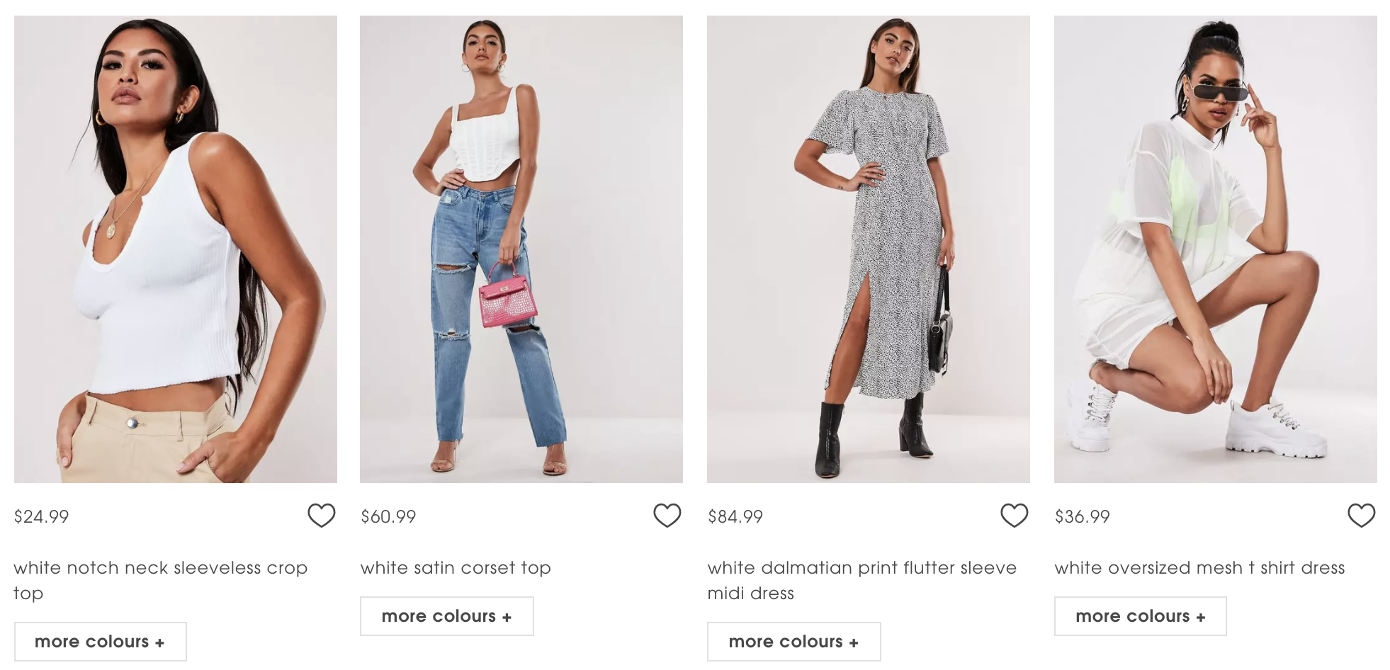 Missguided New In Styles