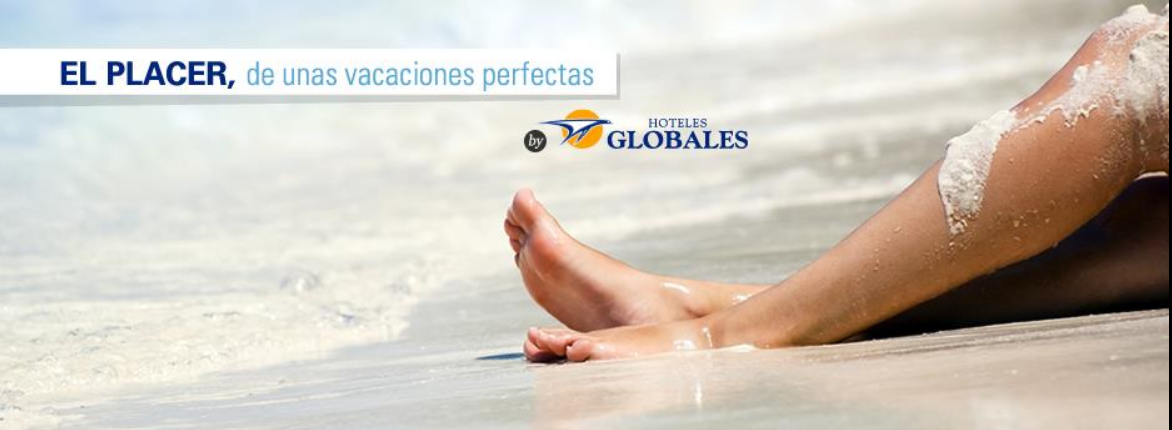 About Hoteles Globales homepage