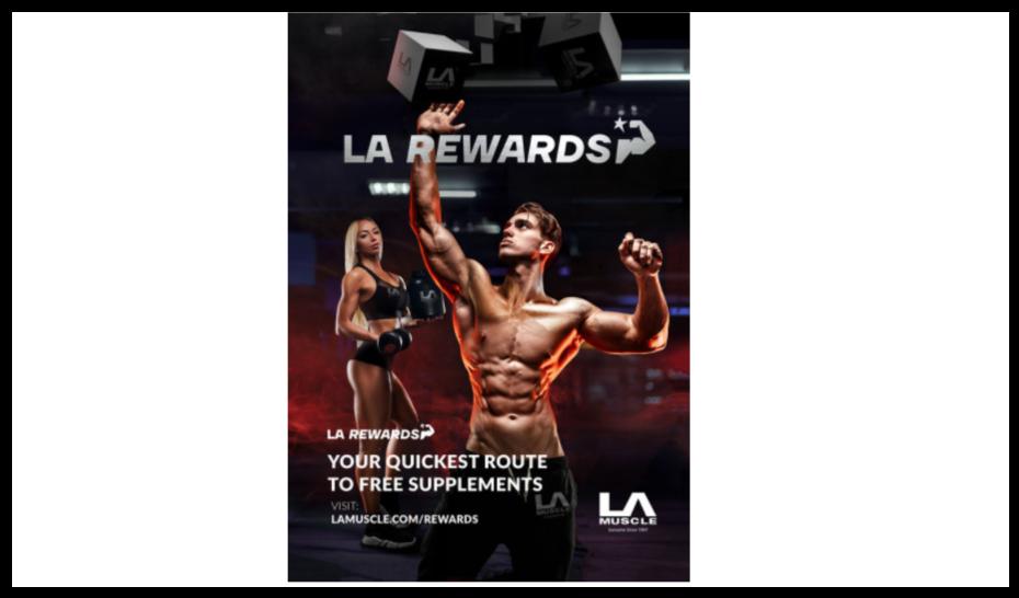 LA Rewards