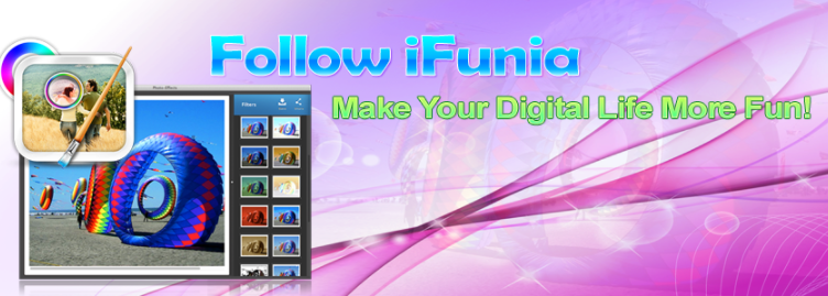 About iFunia Homepage