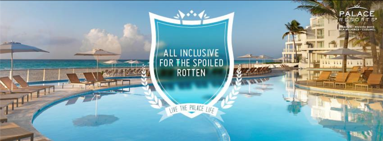 Palace Resorts Homepage