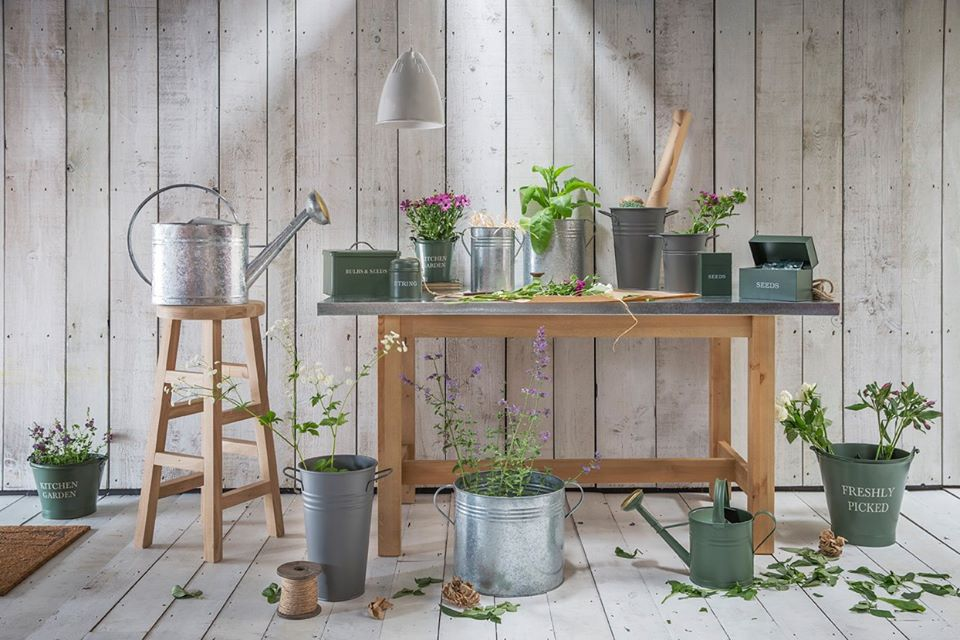 About Garden Trading Homepage