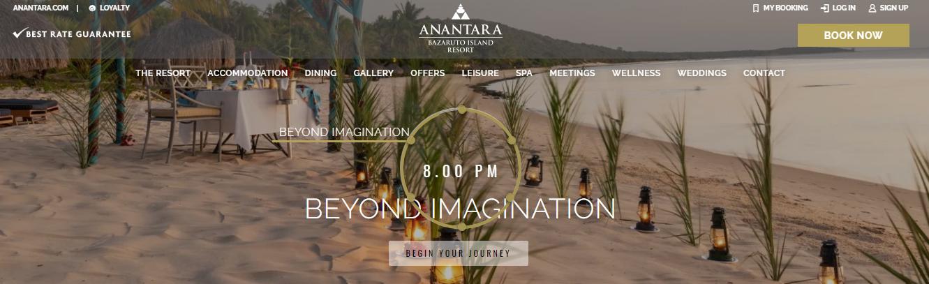 Anantara Resorts about us