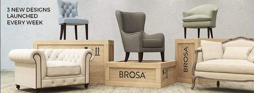About Brosa Furniture Homepage