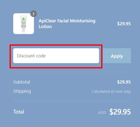 How do I use my My Food Bag discount code?