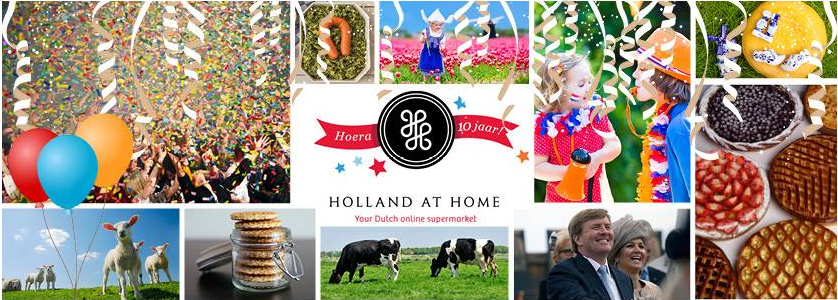 About Holland at Home Homepage