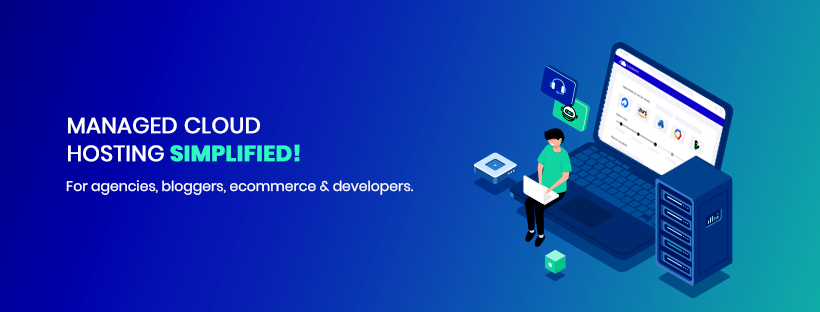About Cloudways Homepage