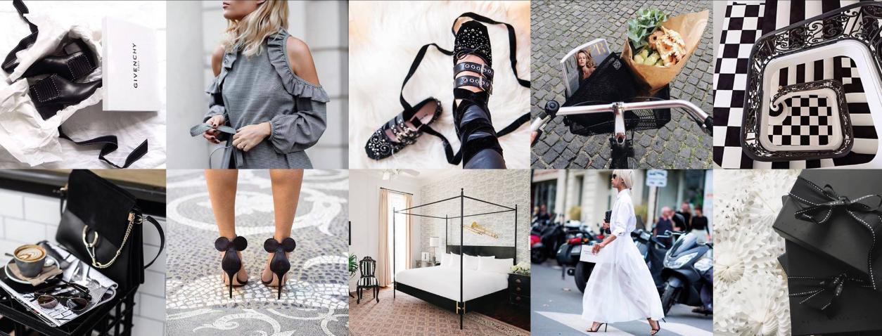 About Net-A-Porter Homepage
