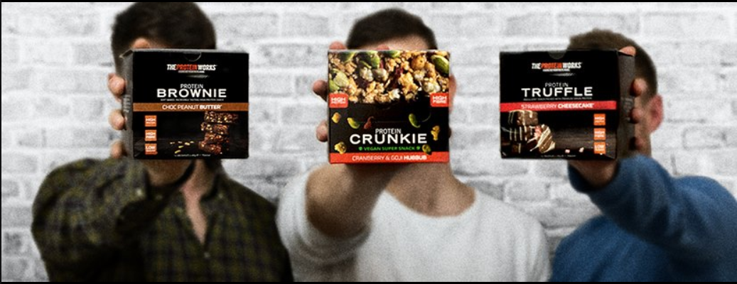 About The Protein Works Homepage