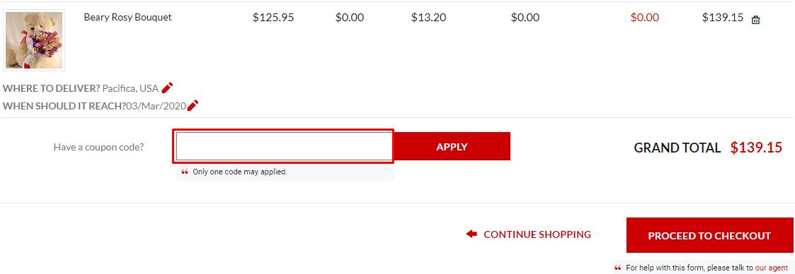 How do I use my GiftsnIdeas discount code?