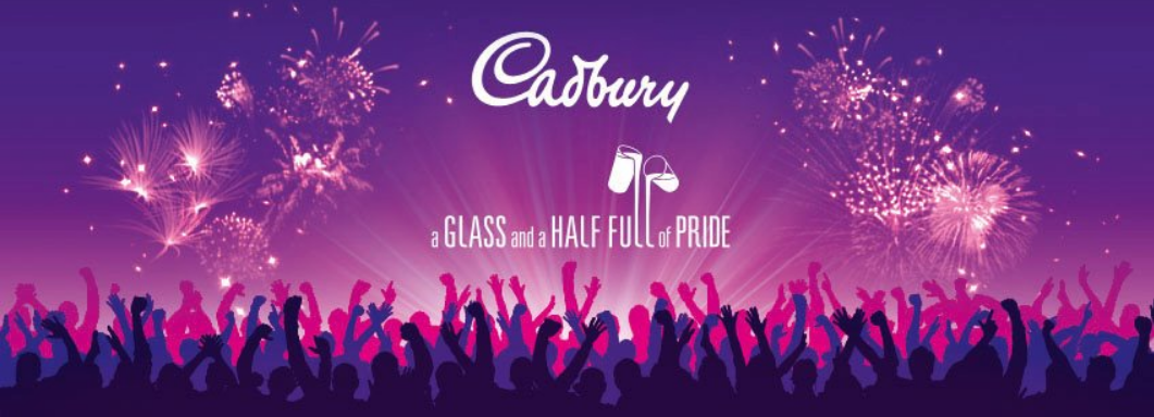 About Cadbury Gifts Direct homepage