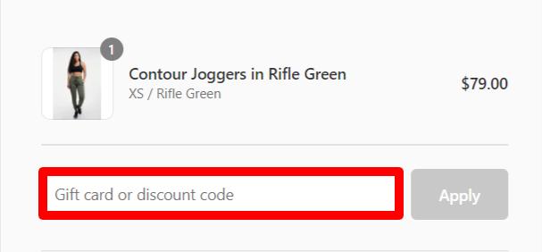 Barbell Discount Code