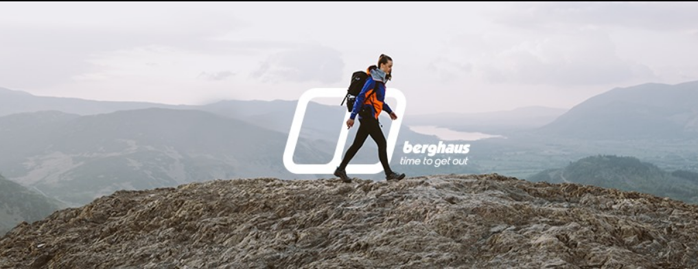 About Berghaus Homepage