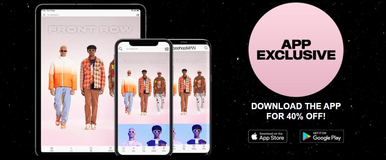 Boohoo Man Mobile App