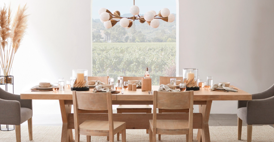 About Pottery Barn Homepage