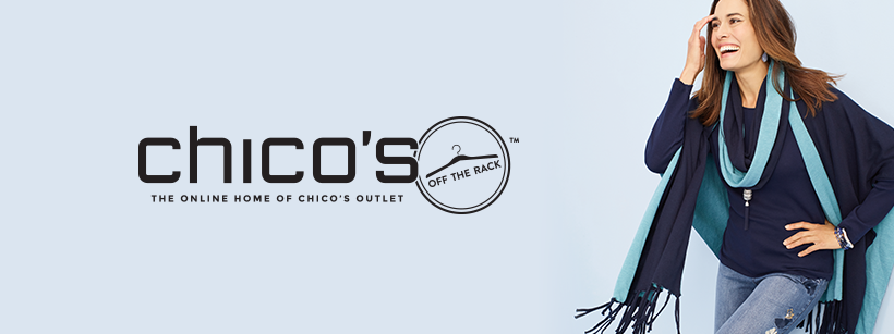 About Chico's Off The Rack Homepage