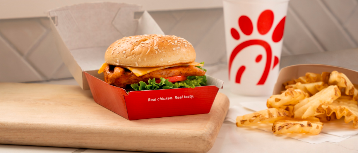 About Chick-fil-A Homepage