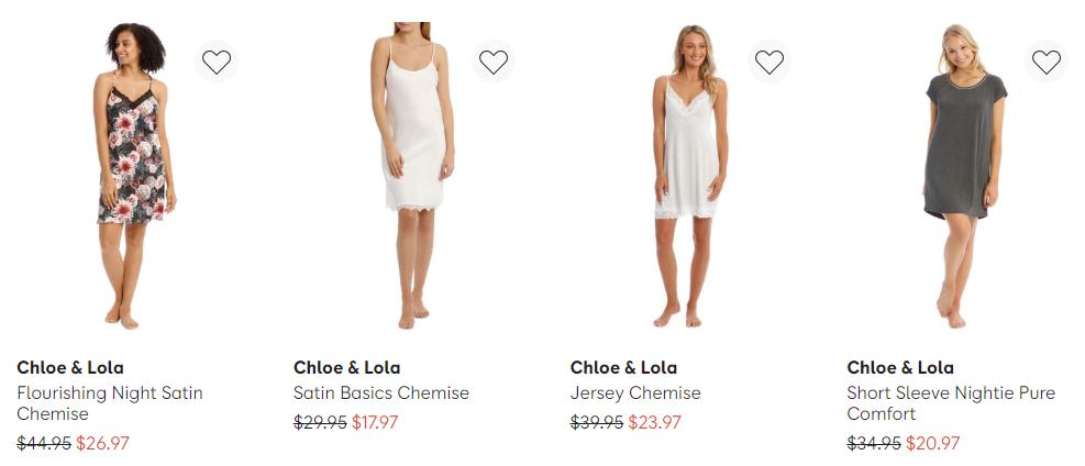 Myer Sales